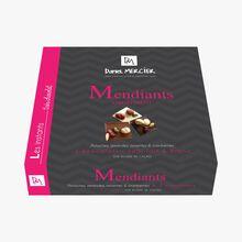 Mendiants 3 chocolats Daniel Mercier