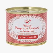 Sauce bisque de Homard au homard bleu Albert Ménès