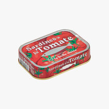 Sardines à la tomate Conserverie la Belle-Iloise