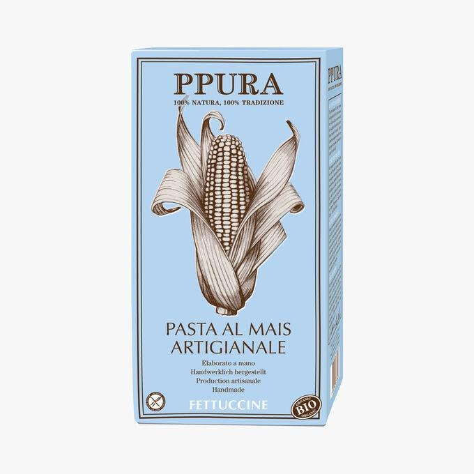 Pâtes bio Fetuccine au maïs Ppura