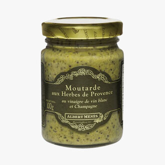 Mustard with herbs of Provence Albert Ménès
