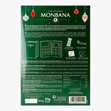 Calendrier de l'Avent Chocolaterie Monbana