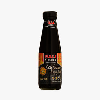 Sauce soja légèrement salée Bali Kitchen