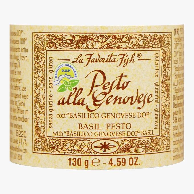 """Genoese pesto """"Basilico Genovese DOP"""" La Favorita"""