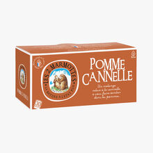 Infusion Pomme Cannelle Les 2 Marmottes