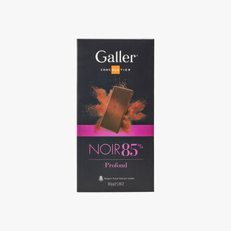Dark Chocolate 85% - Deep Galler