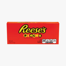 Peanut butter candy pieces Reese's
