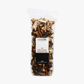Forest mushroom blend La Grande Épicerie de Paris