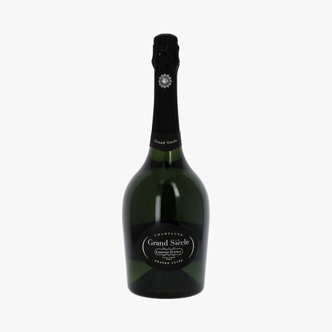 Champagne Laurent Perrier, Cuvée Grand Siècle, coffret Luxe Laurent Perrier