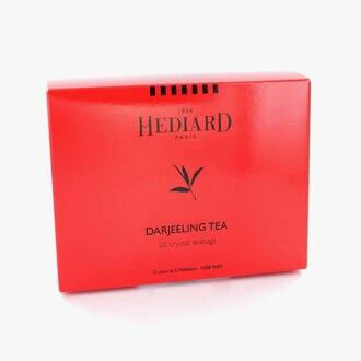 Darjeeling black tea – 20 teabags Hediard