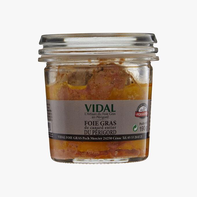Whole Périgord duck foie gras Vidal