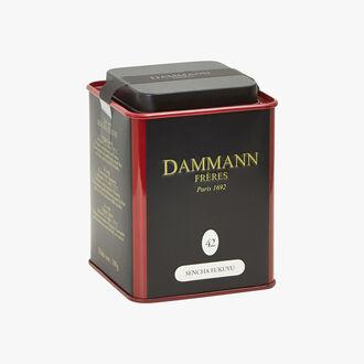 Sencha Fukuyu N° 42 green tea Dammann Frères