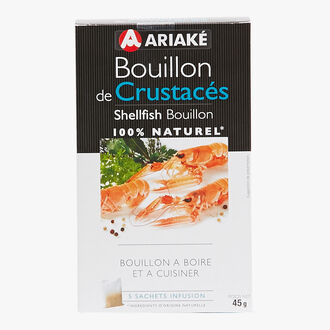 Crustacean broth Ariaké