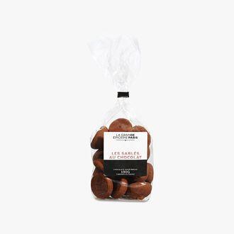 Les Sablés au chocolat La Grande Épicerie de Paris
