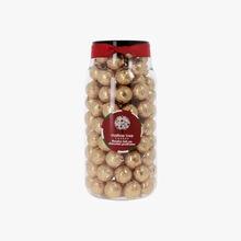 Milk chocolate praline balls   Mallow Tree London
