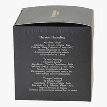 Thé noir Darjeeling - Boîte de 50 sachets Dammann Frères