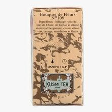 Bouquet de fleurs n°108 boîte de 20 sachets  Kusmi Tea