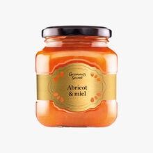 Délice de fruits & miel - Abricot et miel Granny's Secret