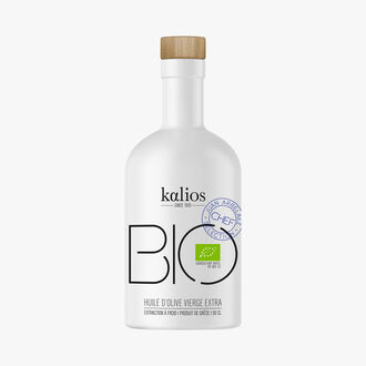 Huile d'olive vierge extra bio Kalios