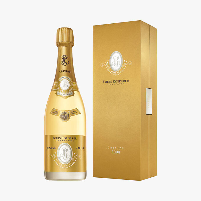 Champagne Louis Roederer, Cristal 2008 Louis Roederer