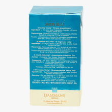 Jardin Bleu Iced Tea - Box of 6 sachets Dammann Frères