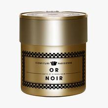 Or Noir, date and black lemon Confiture Parisienne