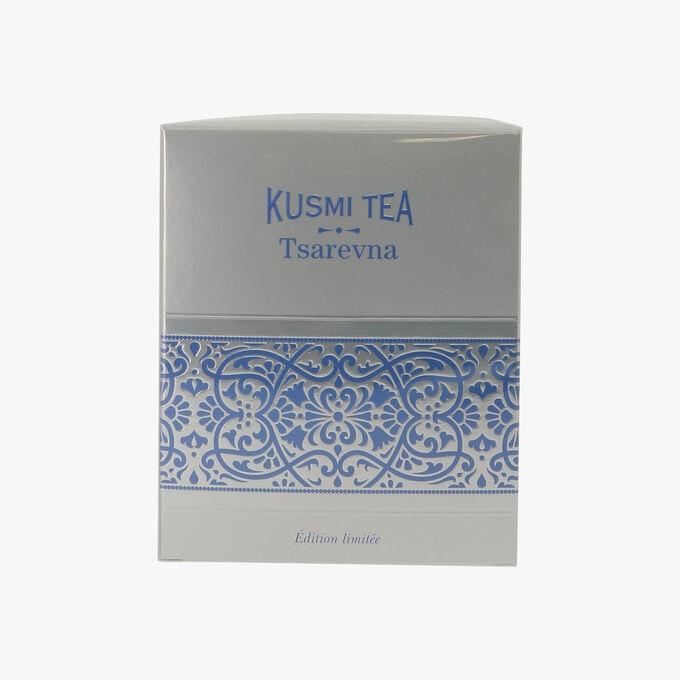 Tsarevna boite metal Kusmi Tea