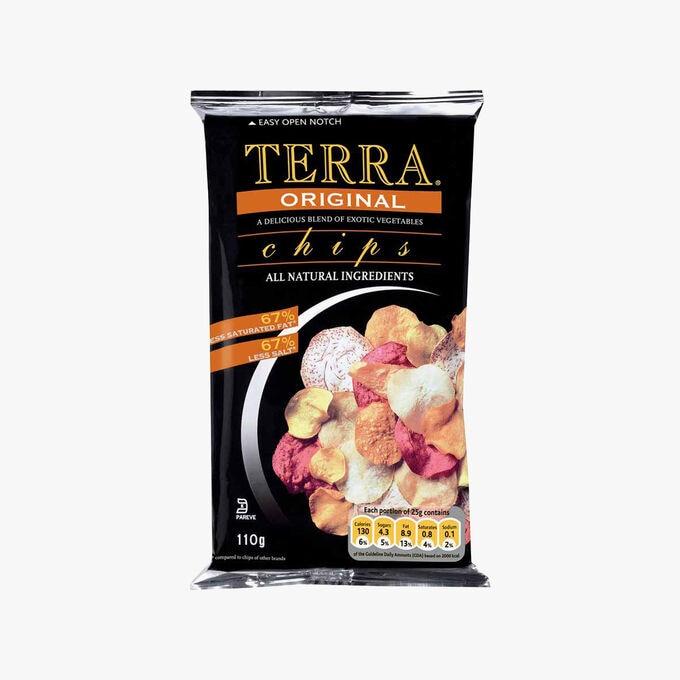 Chips de légumes exotiques Terra Chips