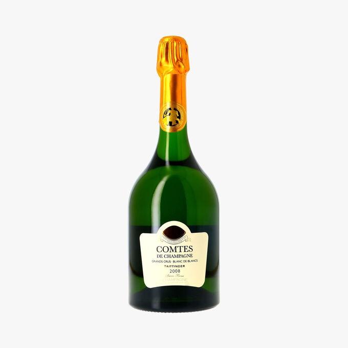 Champagne Comtes de Champagne Blanc de blancs 2008 Taittinger