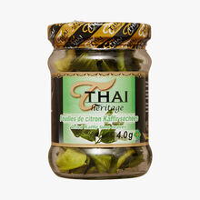 Dried kaffir lime leaves Thaï Heritage