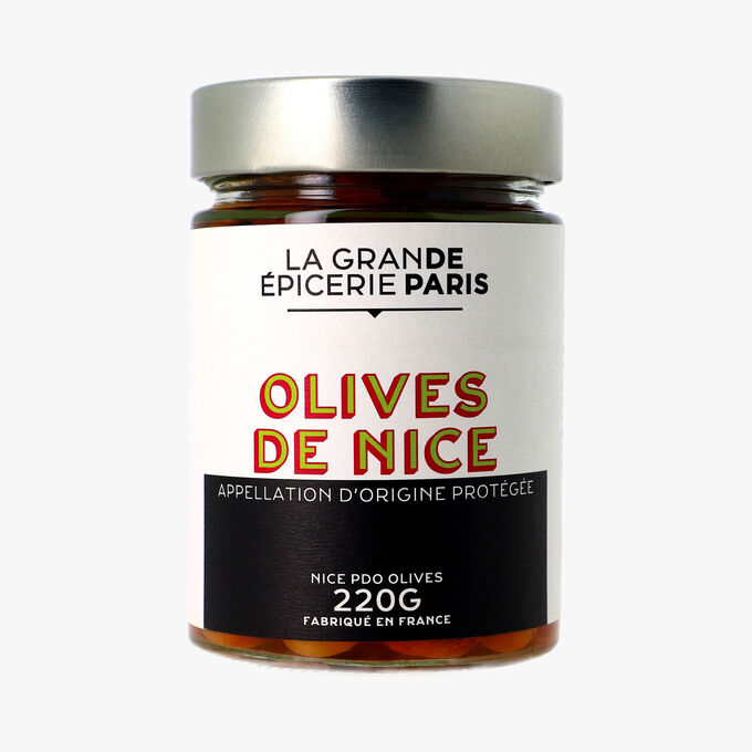 Olives de Nice AOP La Grande Épicerie de Paris