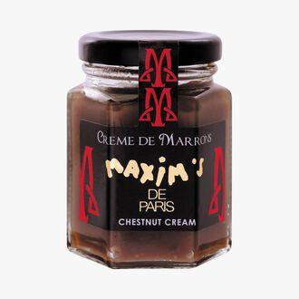 Crème de marrons vanille Maxim's