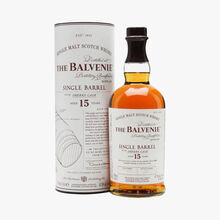 Whisky The Balvenie Sherry Cask 15 ans The Balvenie