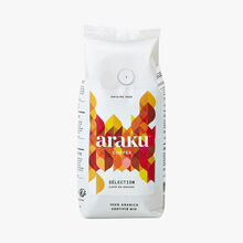 Coffee beans - 100% Arabica - Selection Araku