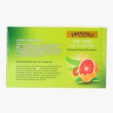 Green tea - citrus duo Twinings