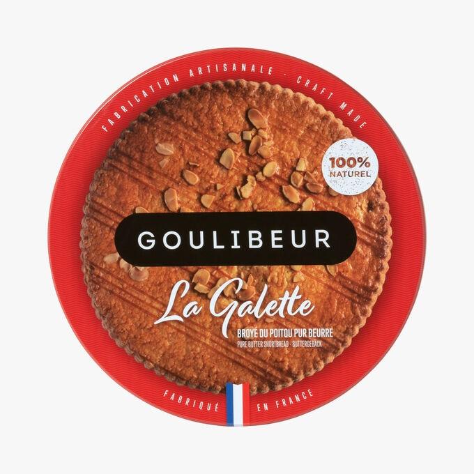 La galette - Broyé du Poitou pur beurre Goulibeur