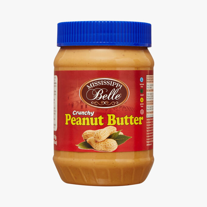 Beurre de cacahuète croquant Mississippi Belle
