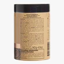 Amandes enrobées de chocolat noir ou lait Angelina
