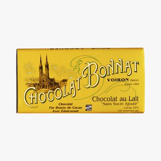 Milk chocolate Bonnat