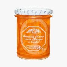 Sliced sweet Spanish orange marmalade Albert Ménès