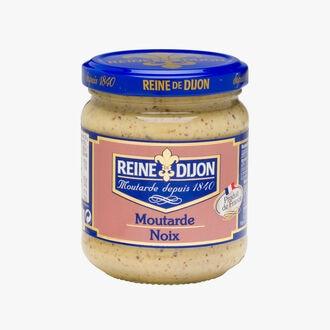 Walnut mustard Reine de Dijon