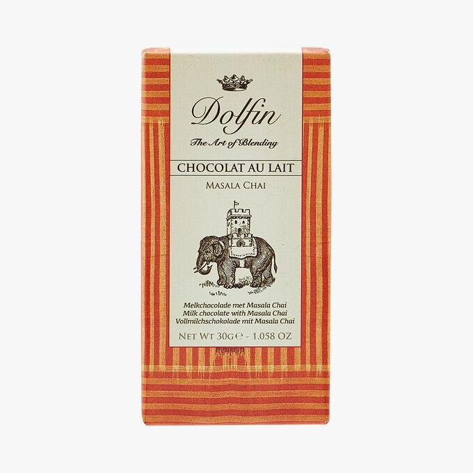 Chocolat au lait - Masala Chai Dolfin