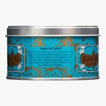 Label impérial boîte métal Kusmi Tea