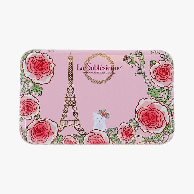 Sablés caramel - boîte Un matin à Paris La Sablésienne