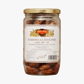 Steamed chestnuts Eric Bur