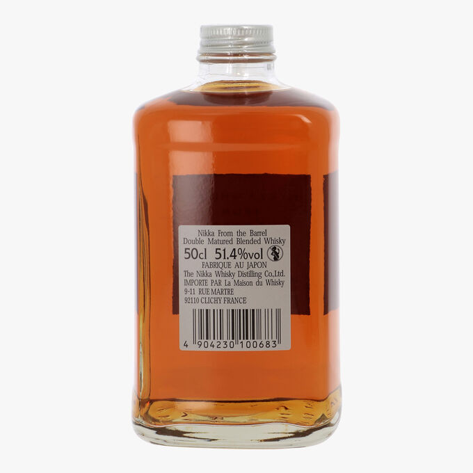 """Whisky Nikka """"From The Barrel"""" Distillerie Nikka Whisky"""