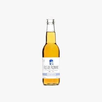 Organic cider, Le Sauvage Fils de Pomme