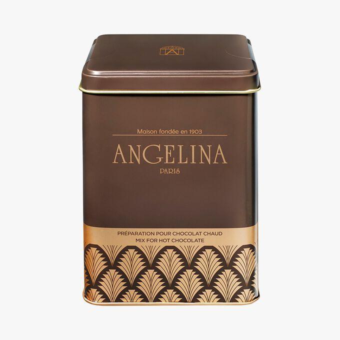 Préparation pour chocolat chaud Angelina