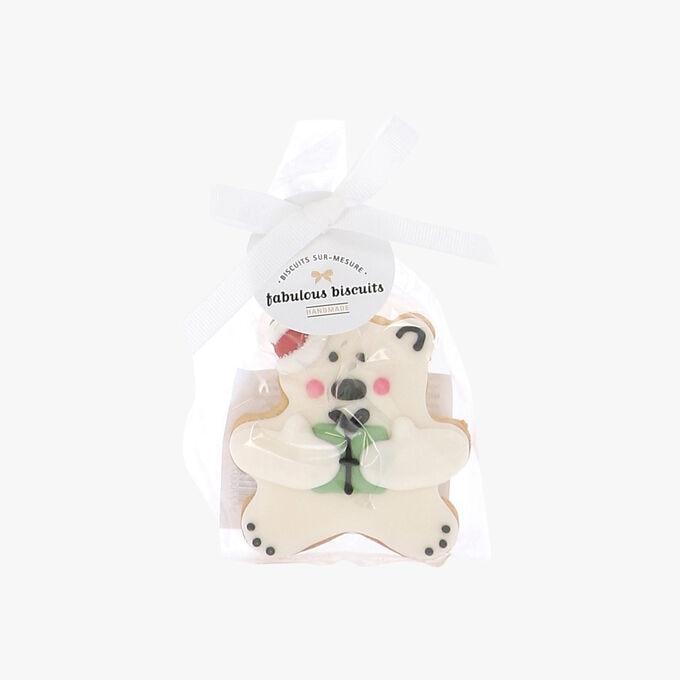 Ourson de Noël Fabulous Biscuits