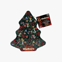Pure butter shortbread Christmas trees   Walkers